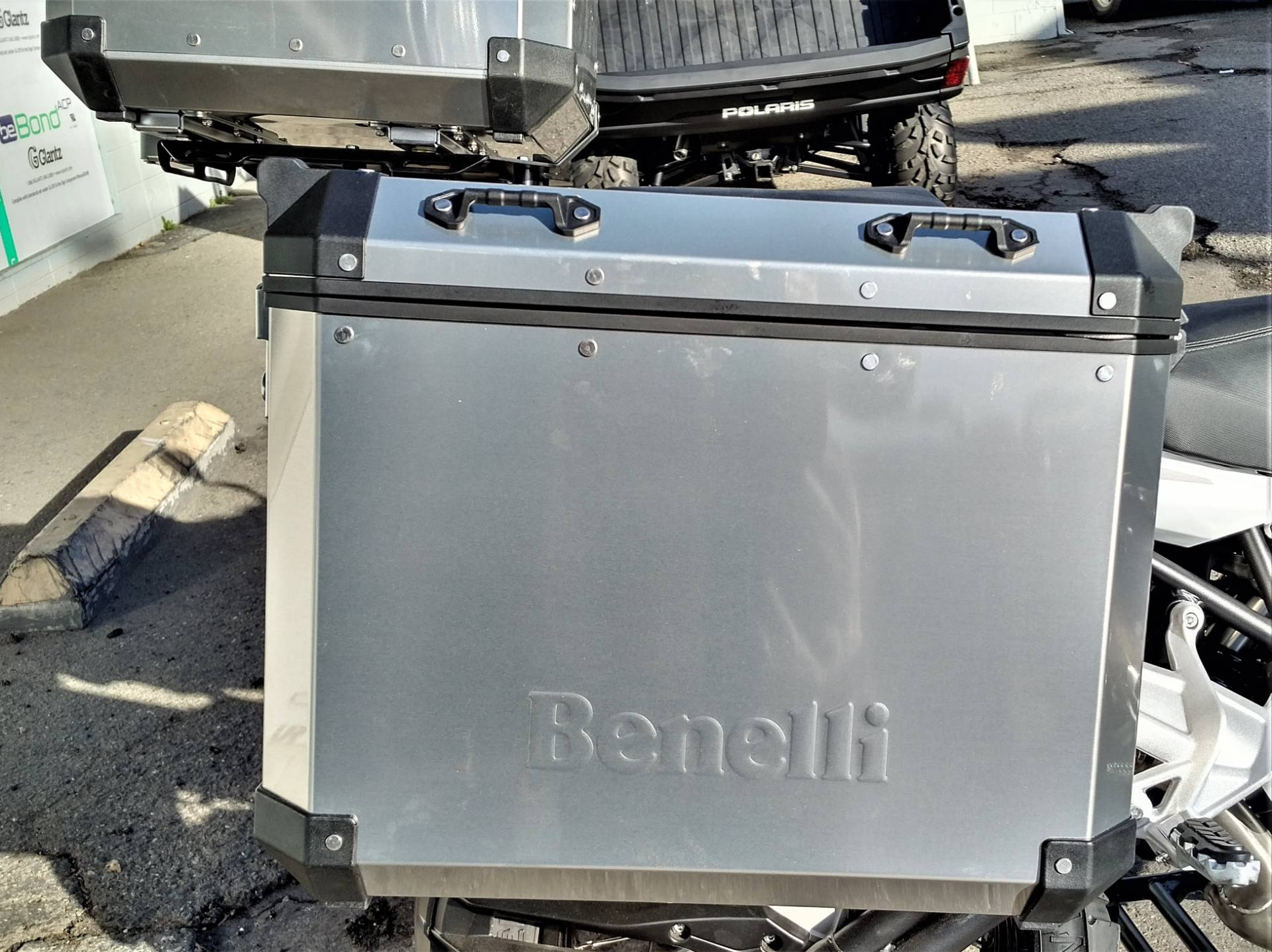 2021 Benelli TRK502X in Salinas, California - Photo 8
