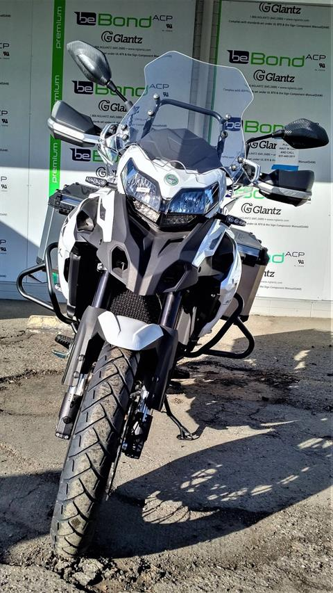 2021 Benelli TRK502X in Salinas, California - Photo 17