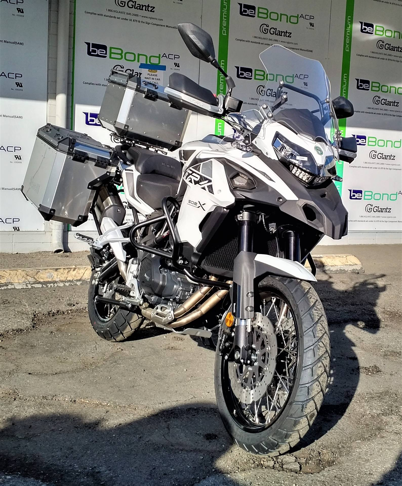 2021 Benelli TRK502X in Salinas, California - Photo 16