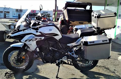 2021 Benelli TRK502X in Salinas, California - Photo 3