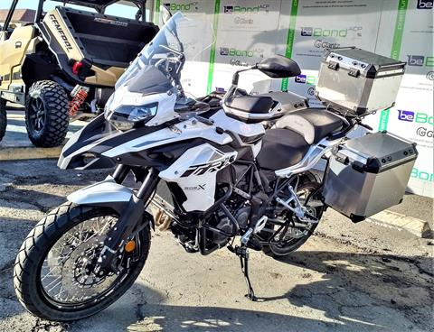 2021 Benelli TRK502X in Salinas, California - Photo 18