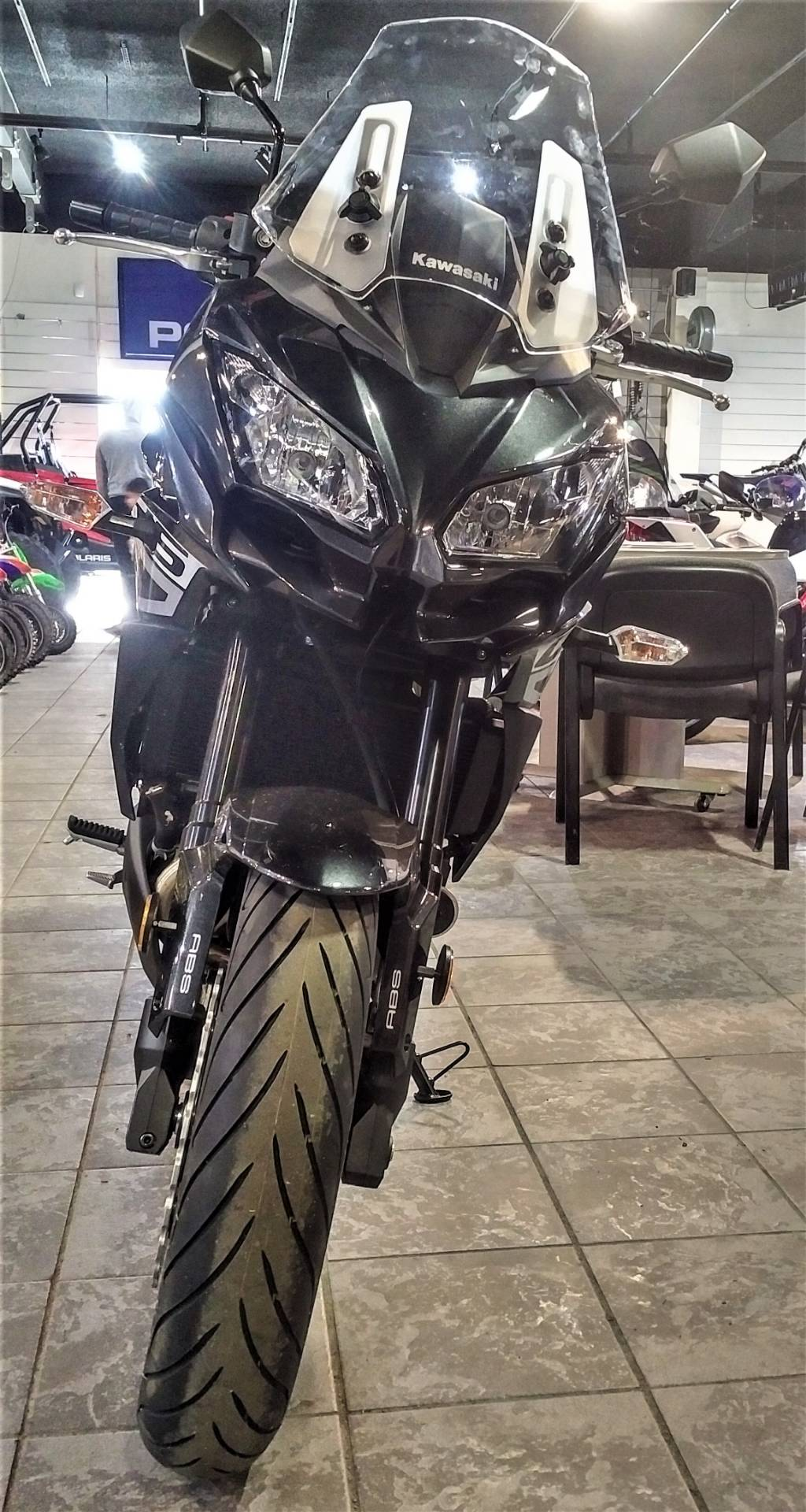 2020 Kawasaki Versys 650 ABS in Salinas, California - Photo 5