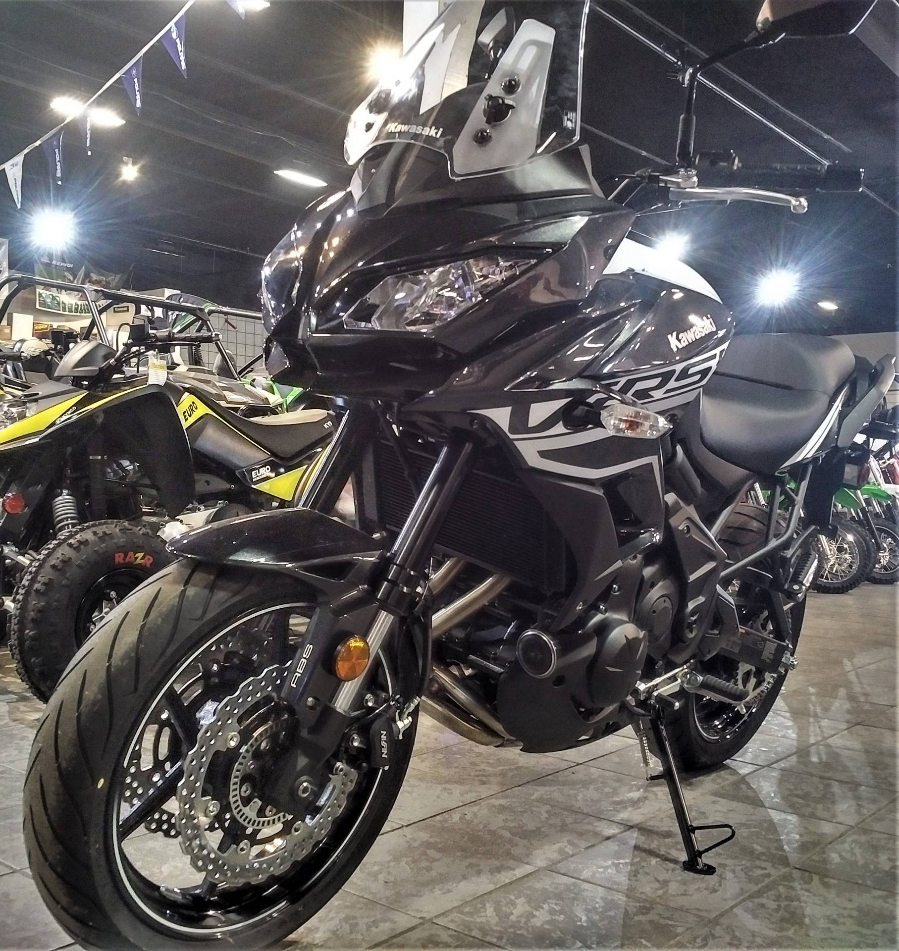 2020 Kawasaki Versys 650 ABS in Salinas, California - Photo 6