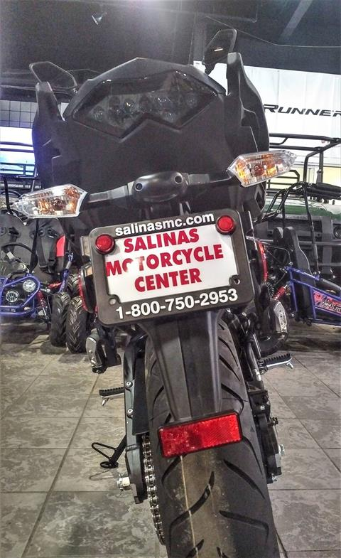 2020 Kawasaki Versys 650 ABS in Salinas, California - Photo 9