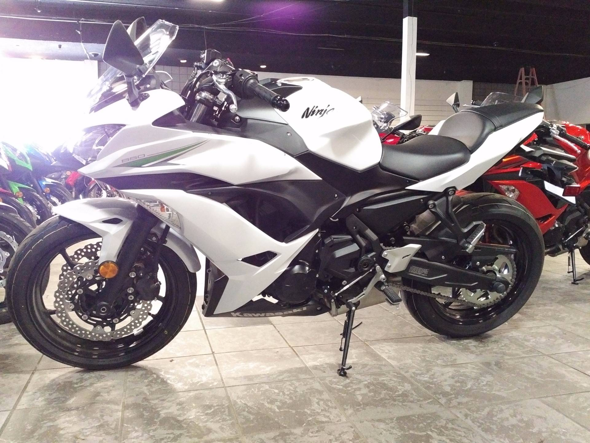 2017 Kawasaki Ninja 650 in Salinas, California