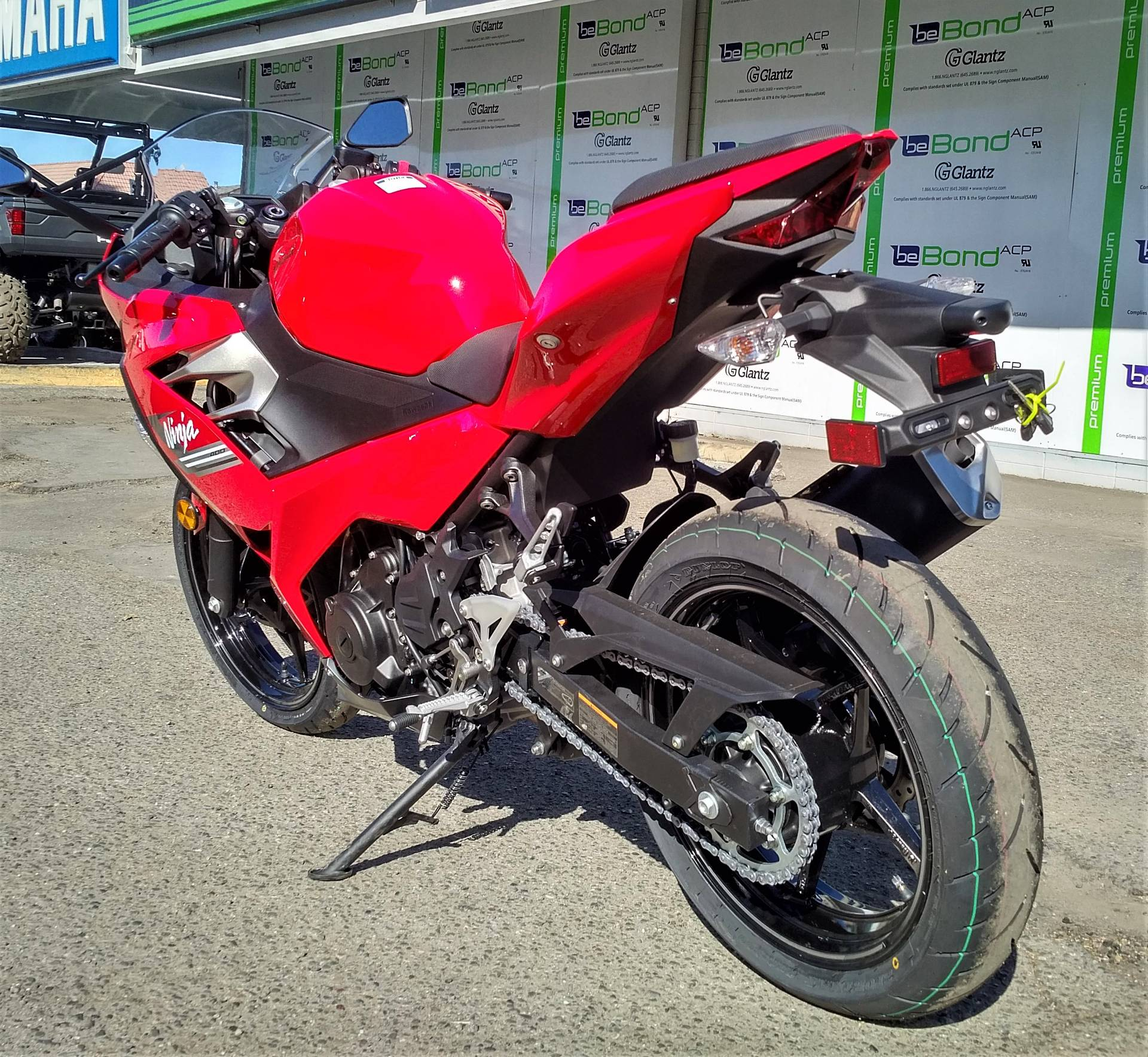 2021 Kawasaki Ninja 400 ABS in Salinas, California - Photo 5