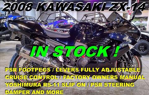 2008 Kawasaki Ninja® ZX™-14 in Salinas, California - Photo 1