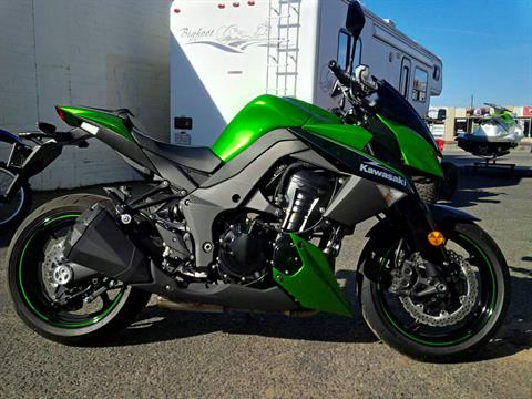 2013 Kawasaki Z1000 in Salinas, California