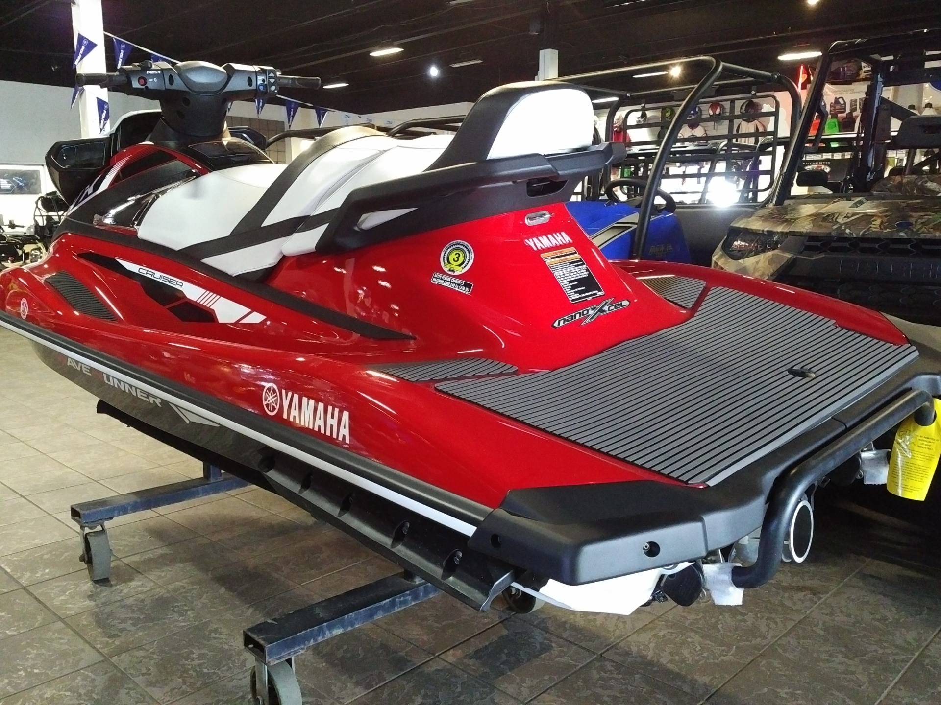 2018 Yamaha VX Cruiser Watercraft Salinas California