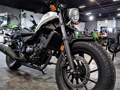 2017 Honda Rebel 300 in Salinas, California - Photo 5