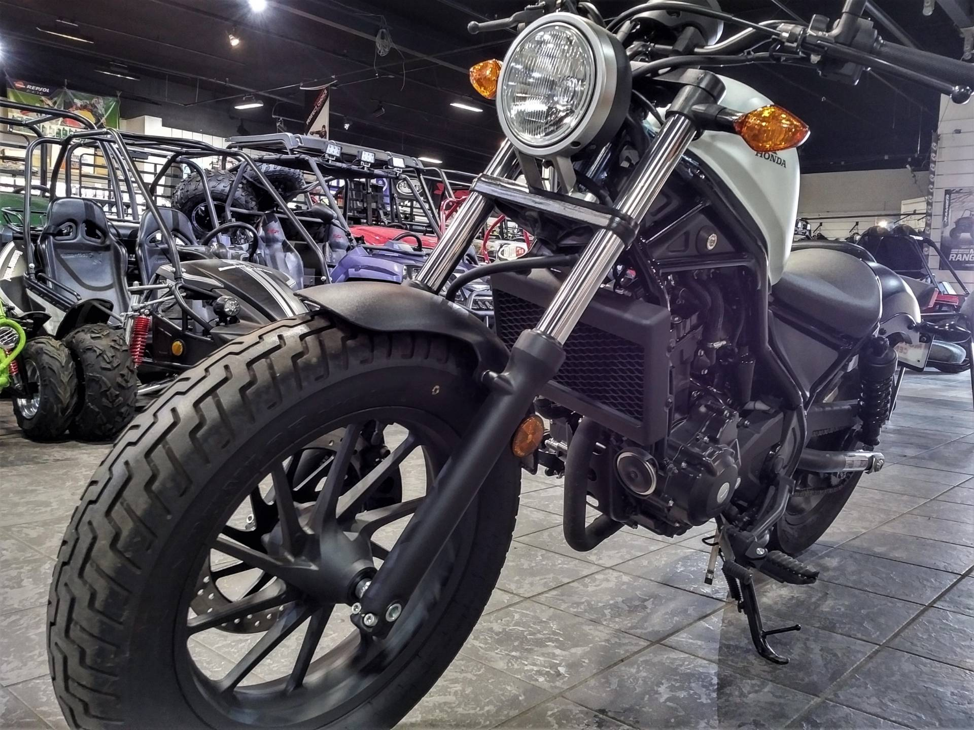 2017 Honda Rebel 300 in Salinas, California - Photo 7