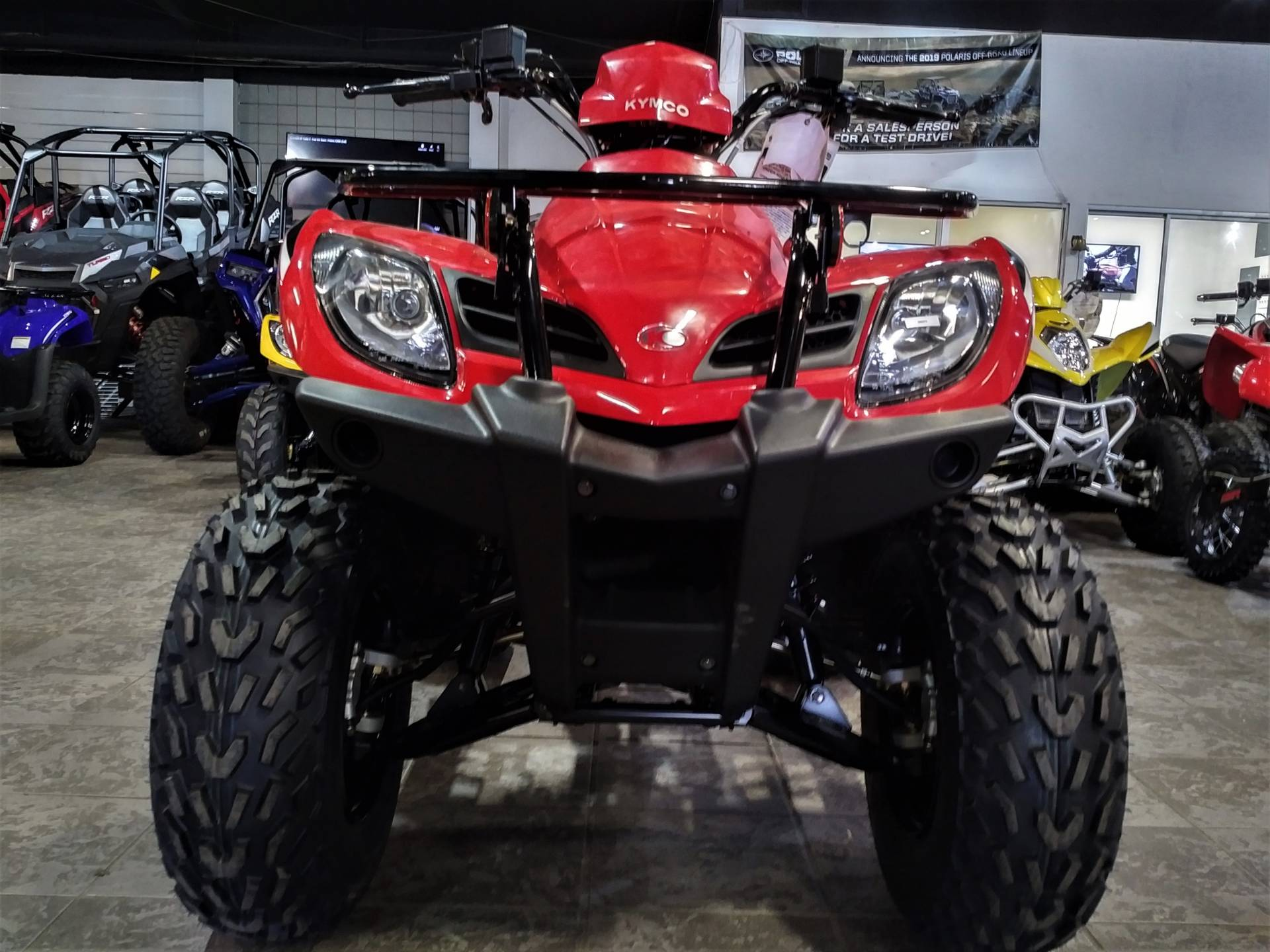 2019 Kymco MXU 270 in Salinas, California - Photo 5