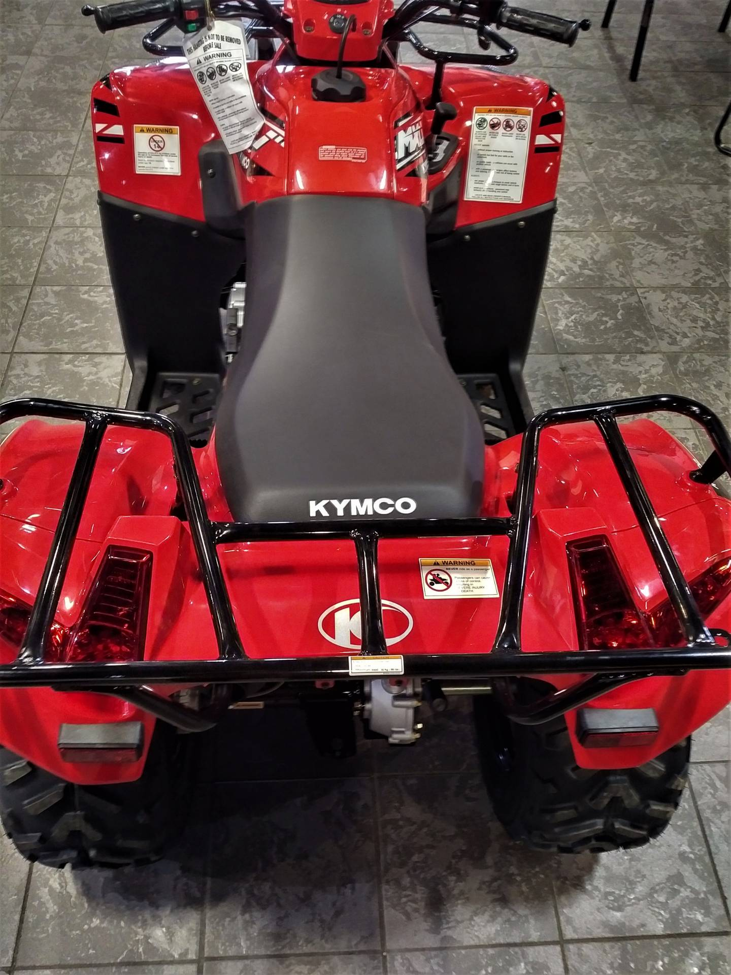 2019 Kymco MXU 270 in Salinas, California - Photo 10