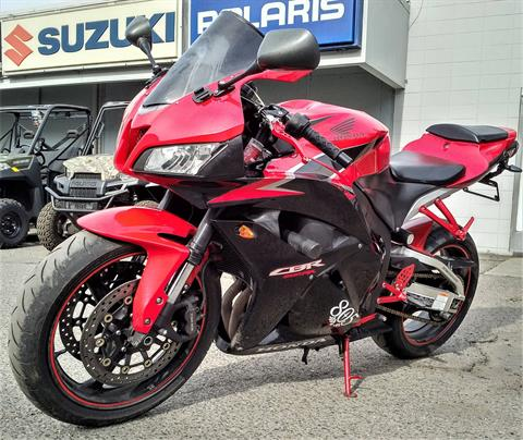 2011 Honda CBR®600RR in Salinas, California - Photo 7