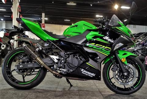 2018 Kawasaki Ninja 400 KRT Edition in Salinas, California - Photo 1