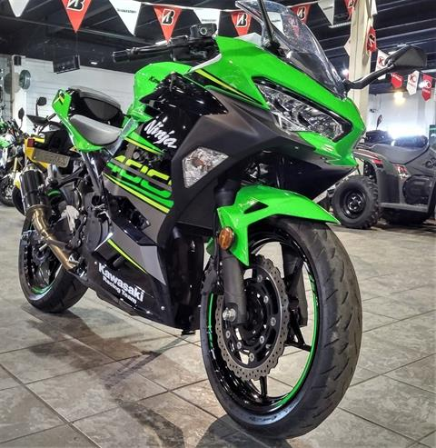 2018 Kawasaki Ninja 400 KRT Edition in Salinas, California - Photo 5