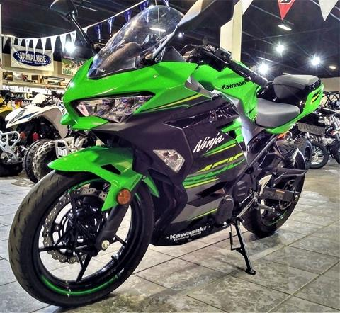 2018 Kawasaki Ninja 400 KRT Edition in Salinas, California - Photo 7