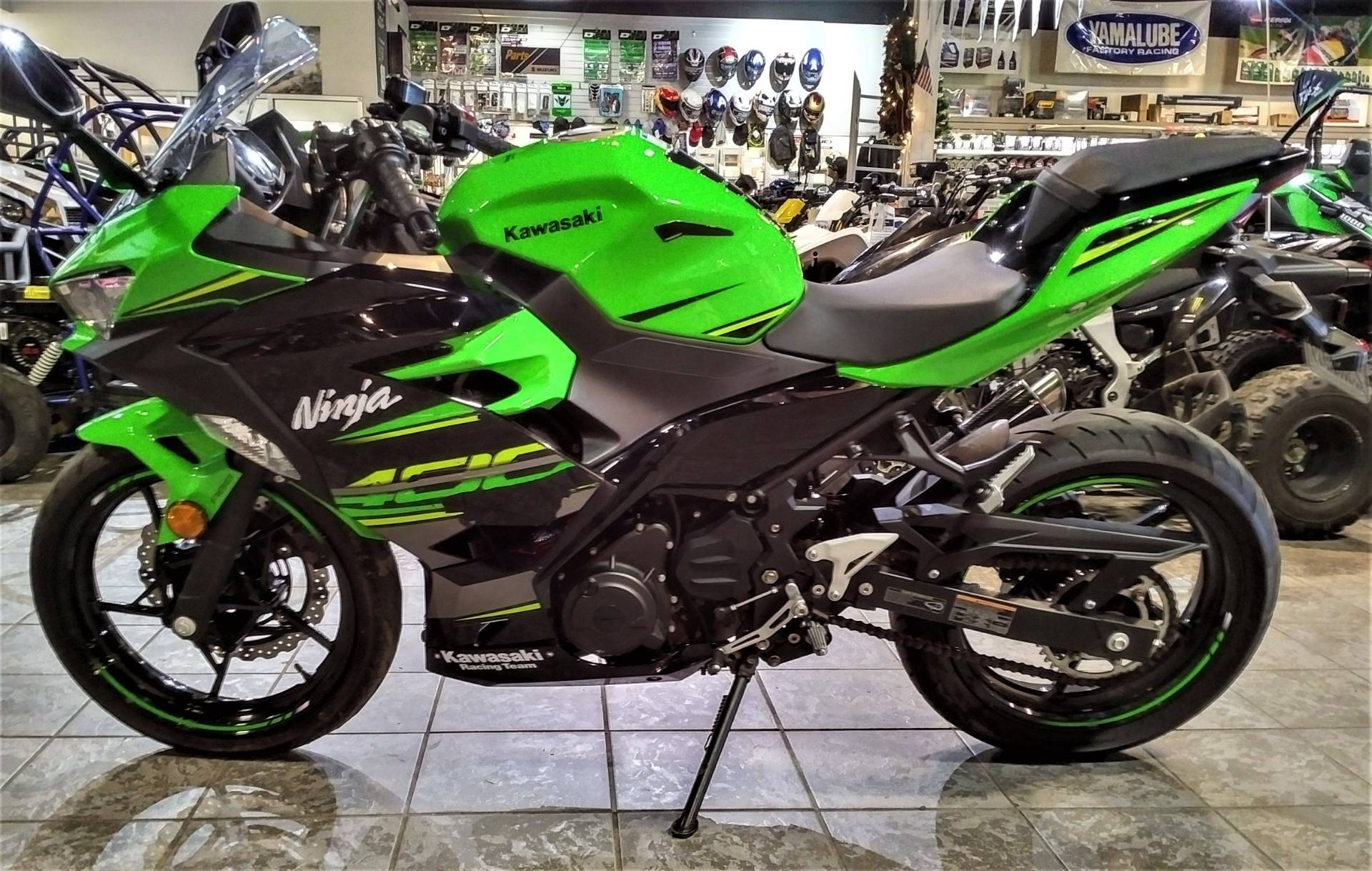 2018 Kawasaki Ninja 400 KRT Edition in Salinas, California - Photo 3