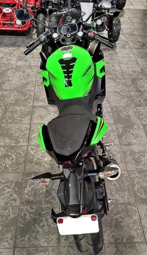 2018 Kawasaki Ninja 400 KRT Edition in Salinas, California - Photo 11