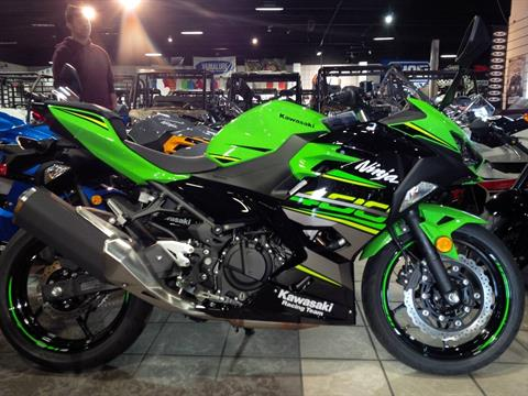 New Kawasaki Motorcycles Sport Inventory for Sale | Salinas