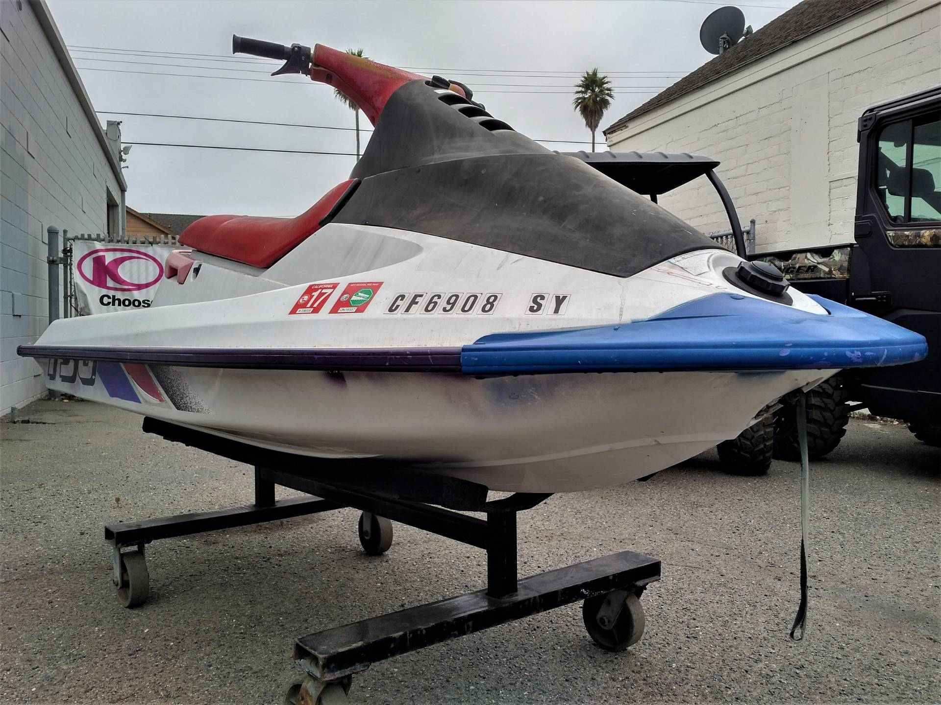 1994 Polaris SL750 in Salinas, California - Photo 6