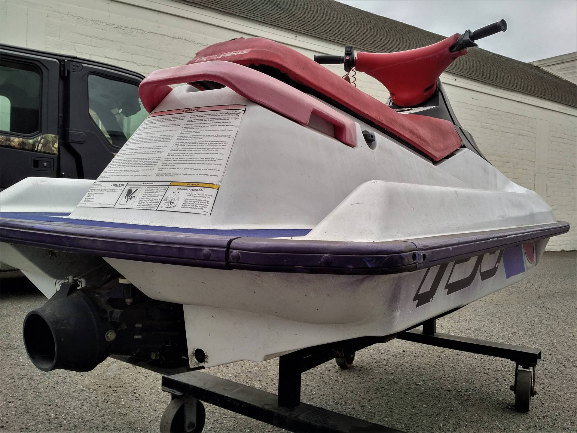 1994 Polaris SL750 in Salinas, California - Photo 12