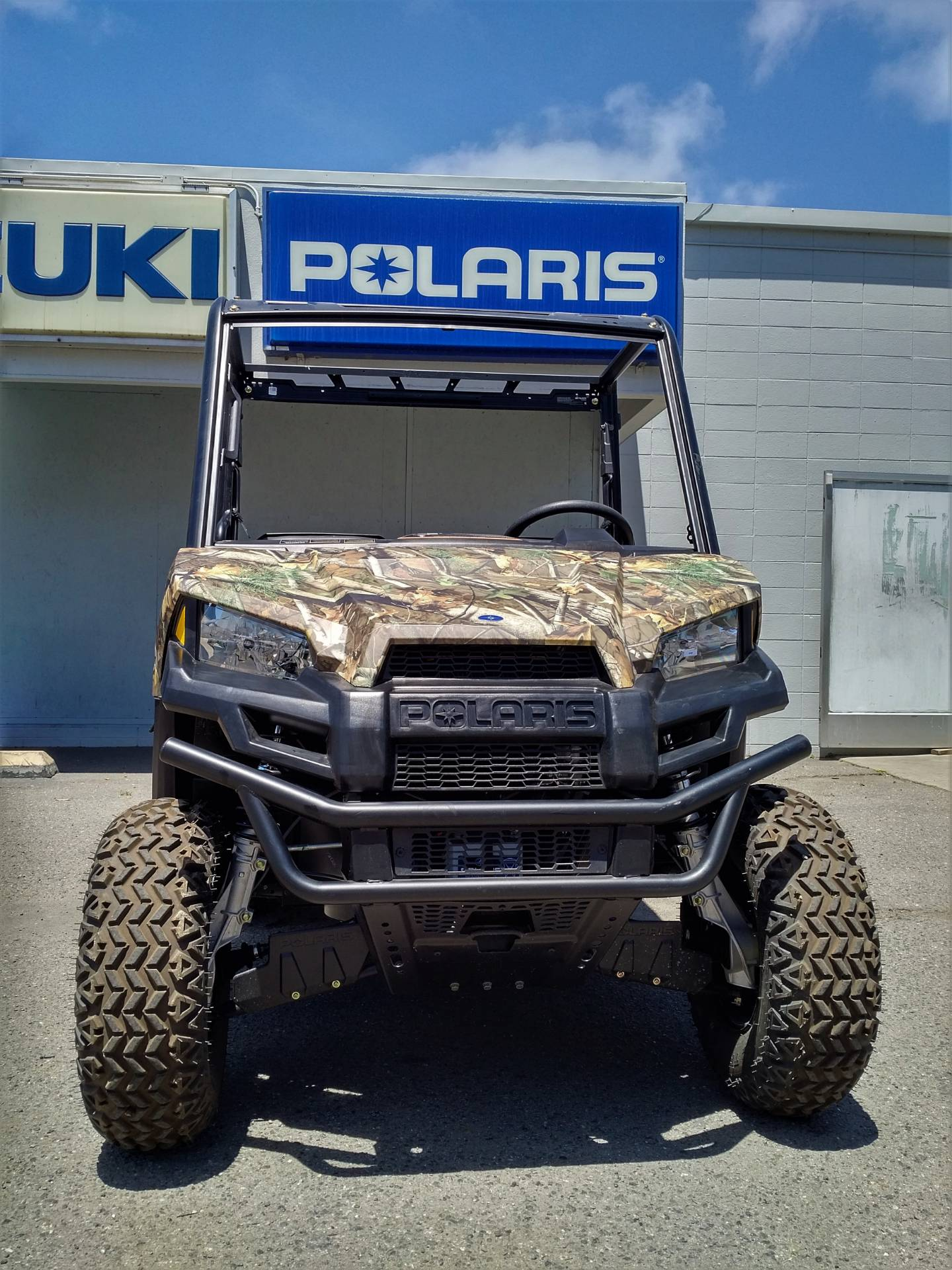 2018 Polaris Ranger EV LI-ION in Salinas, California - Photo 6
