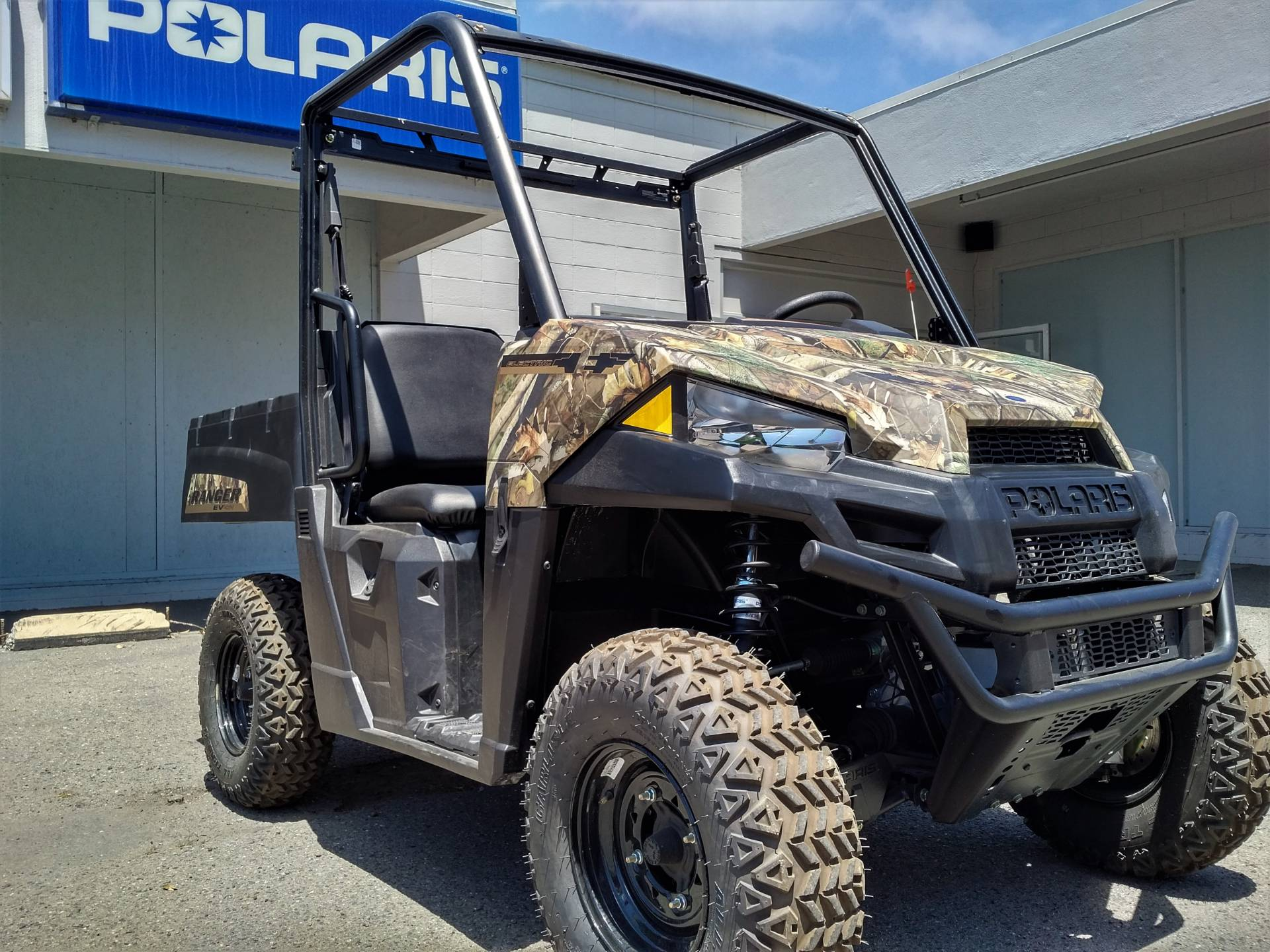 2018 Polaris Ranger EV LI-ION in Salinas, California - Photo 7
