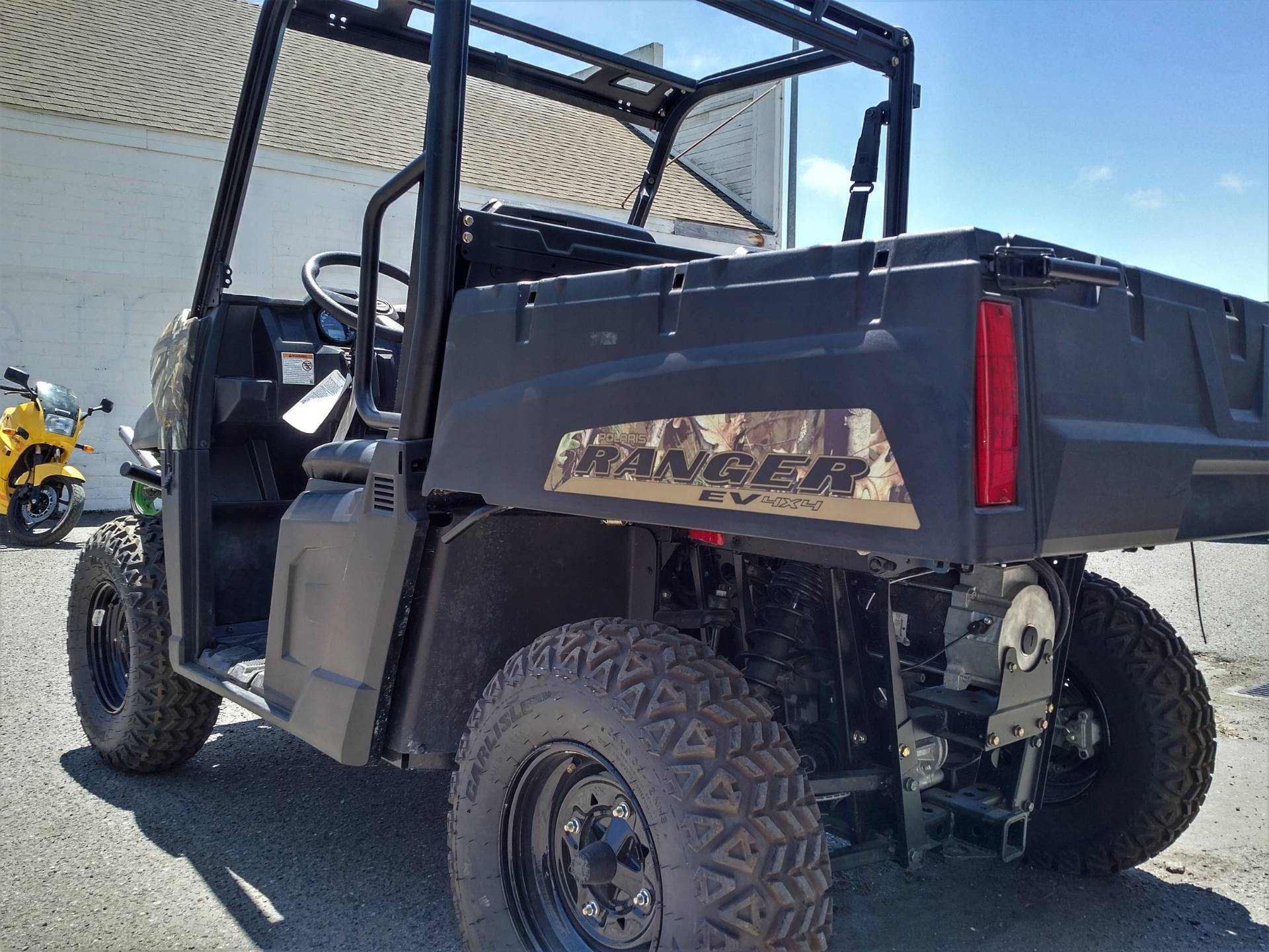 2018 Polaris Ranger EV LI-ION in Salinas, California - Photo 9
