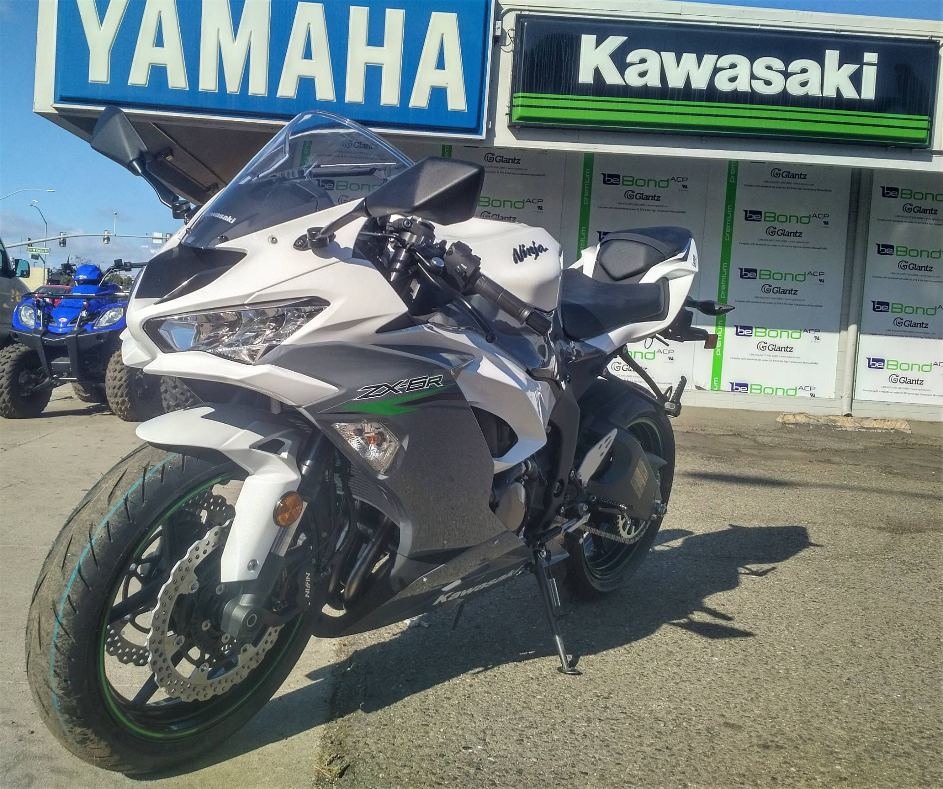 2021 Kawasaki Ninja ZX-6R ABS in Salinas, California - Photo 6