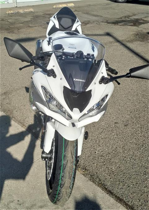 2021 Kawasaki Ninja ZX-6R ABS in Salinas, California - Photo 5