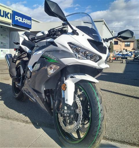 2021 Kawasaki Ninja ZX-6R ABS in Salinas, California - Photo 4