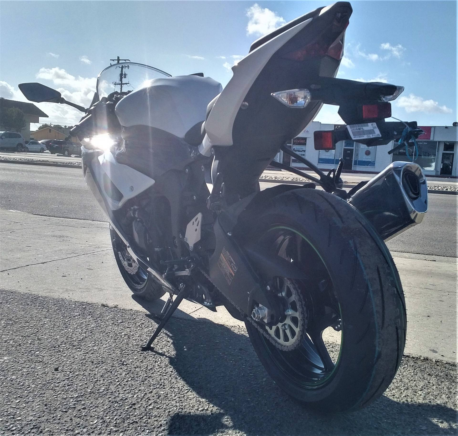 2021 Kawasaki Ninja ZX-6R ABS in Salinas, California - Photo 9