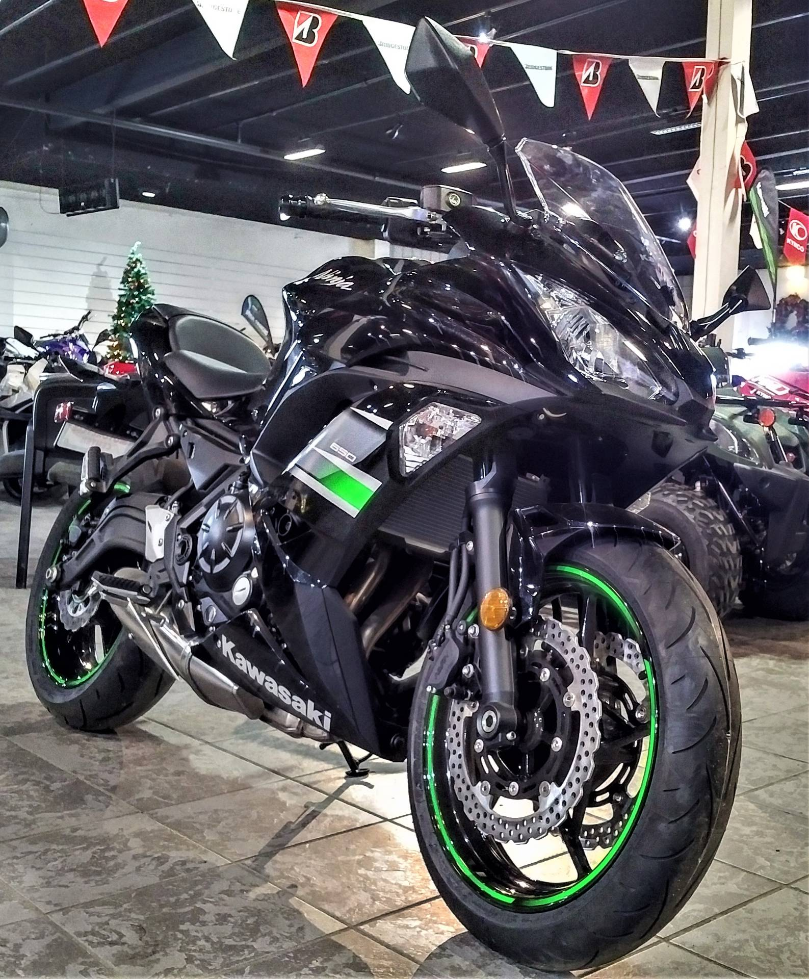 2019 Kawasaki Ninja 650 in Salinas, California - Photo 4