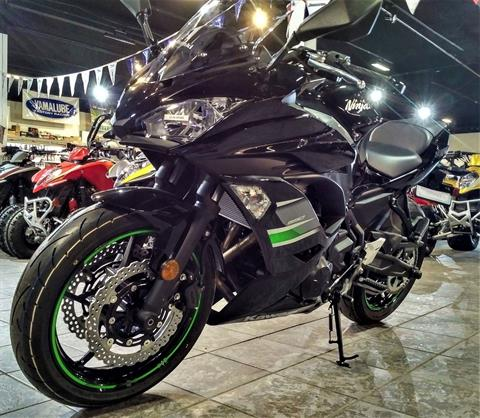 2019 Kawasaki Ninja 650 in Salinas, California - Photo 6