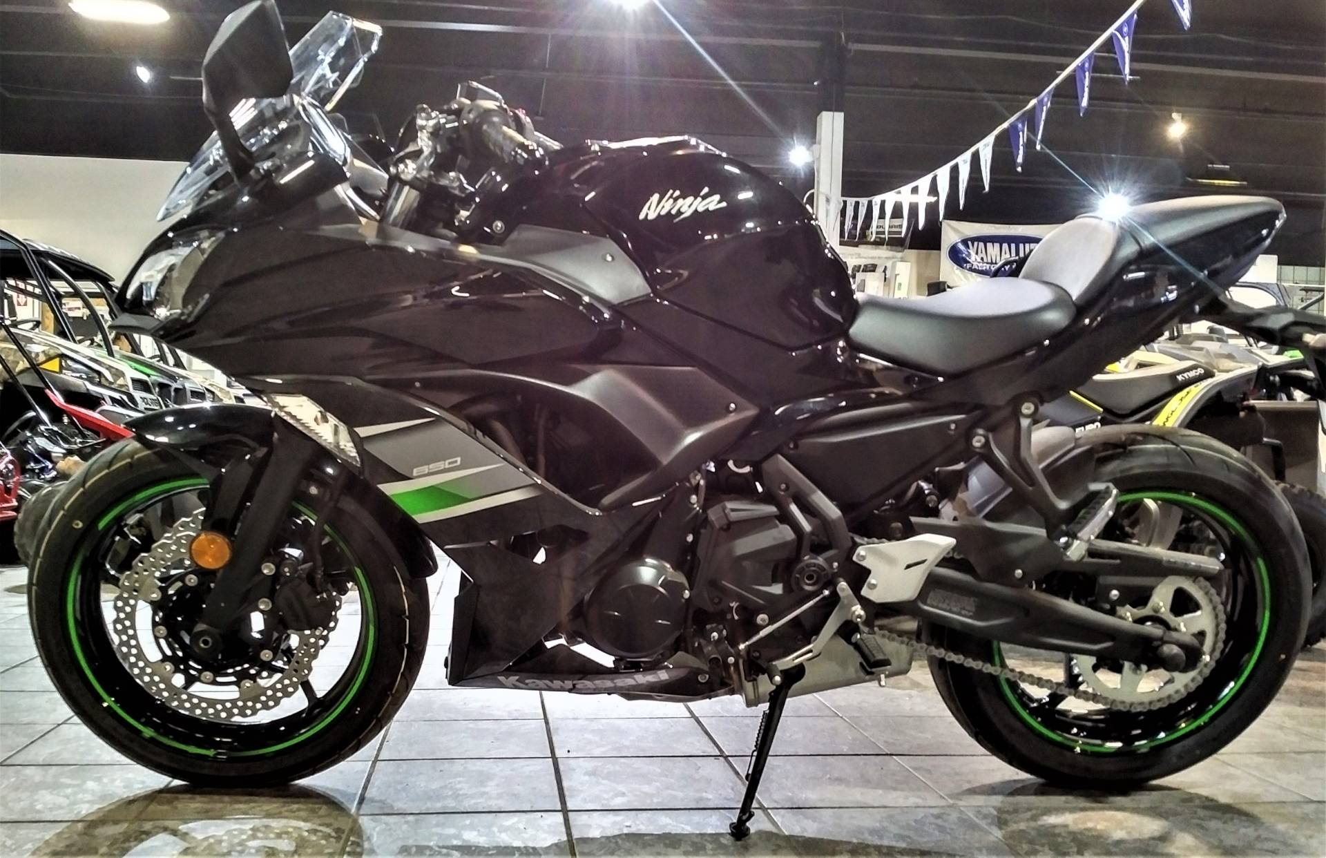 2019 Kawasaki Ninja 650 in Salinas, California - Photo 3