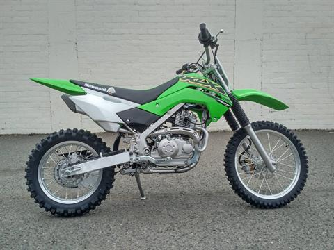 2021 Kawasaki KLX 140R in Salinas, California - Photo 1