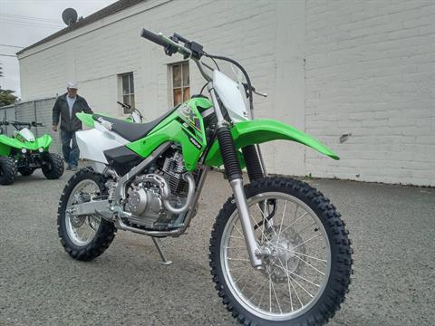 2021 Kawasaki KLX 140R in Salinas, California - Photo 4