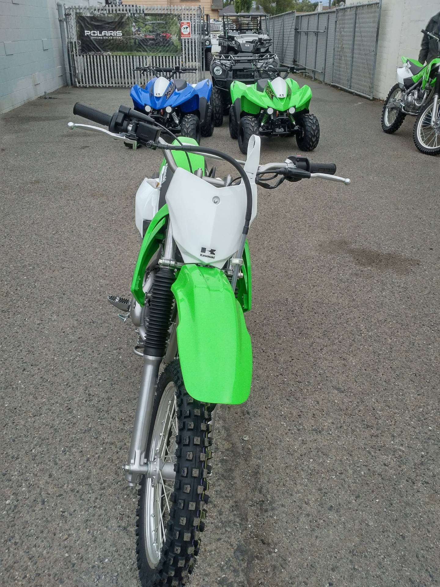 2021 Kawasaki KLX 140R in Salinas, California - Photo 5