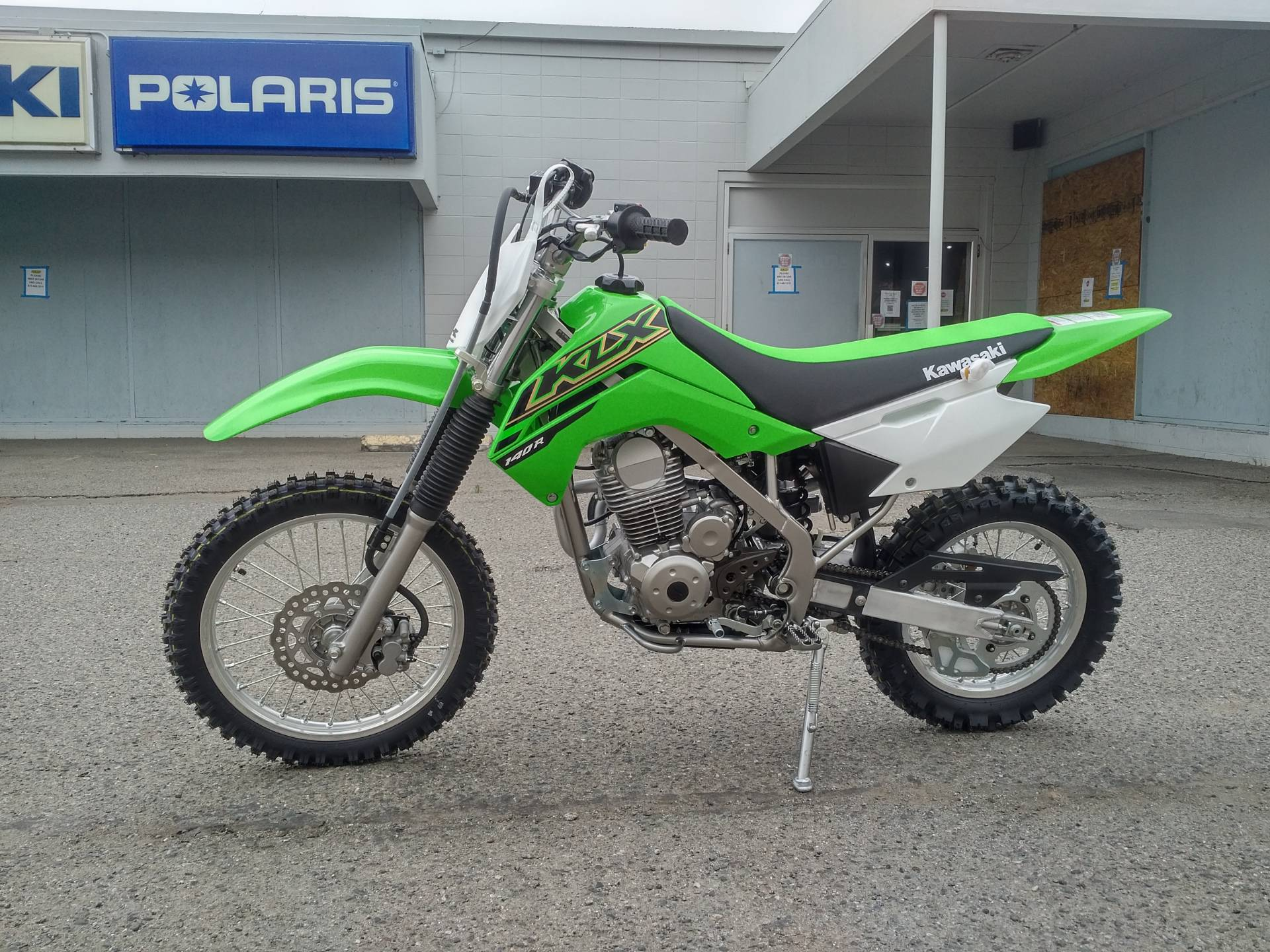 2021 Kawasaki KLX 140R in Salinas, California - Photo 3