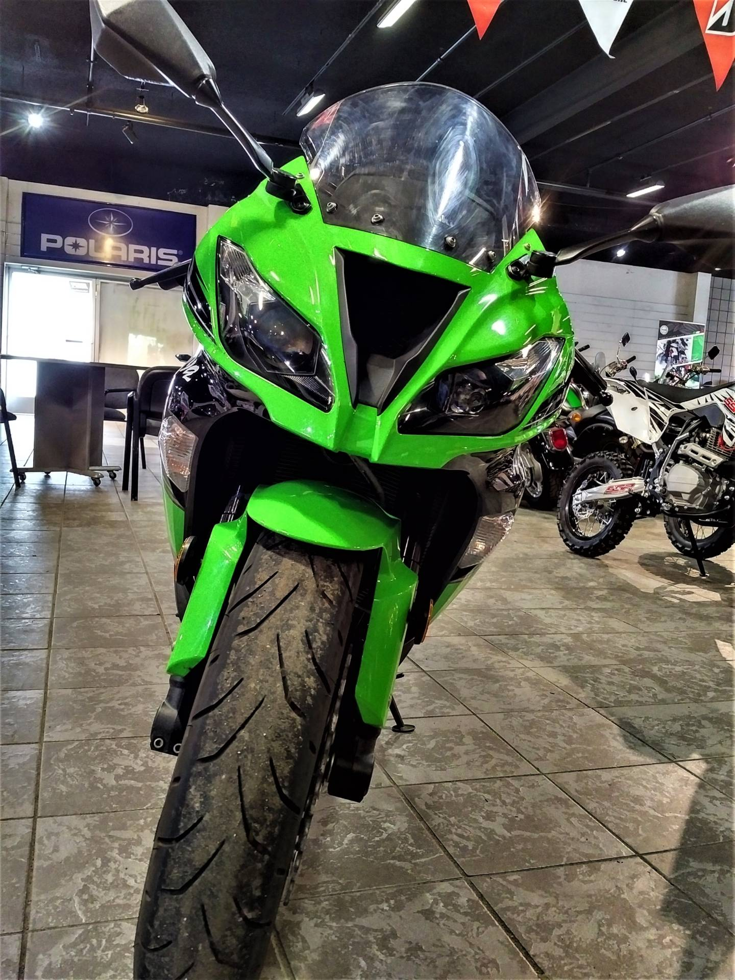 2016 Kawasaki Ninja ZX-6R ABS KRT Edition in Salinas, California - Photo 6