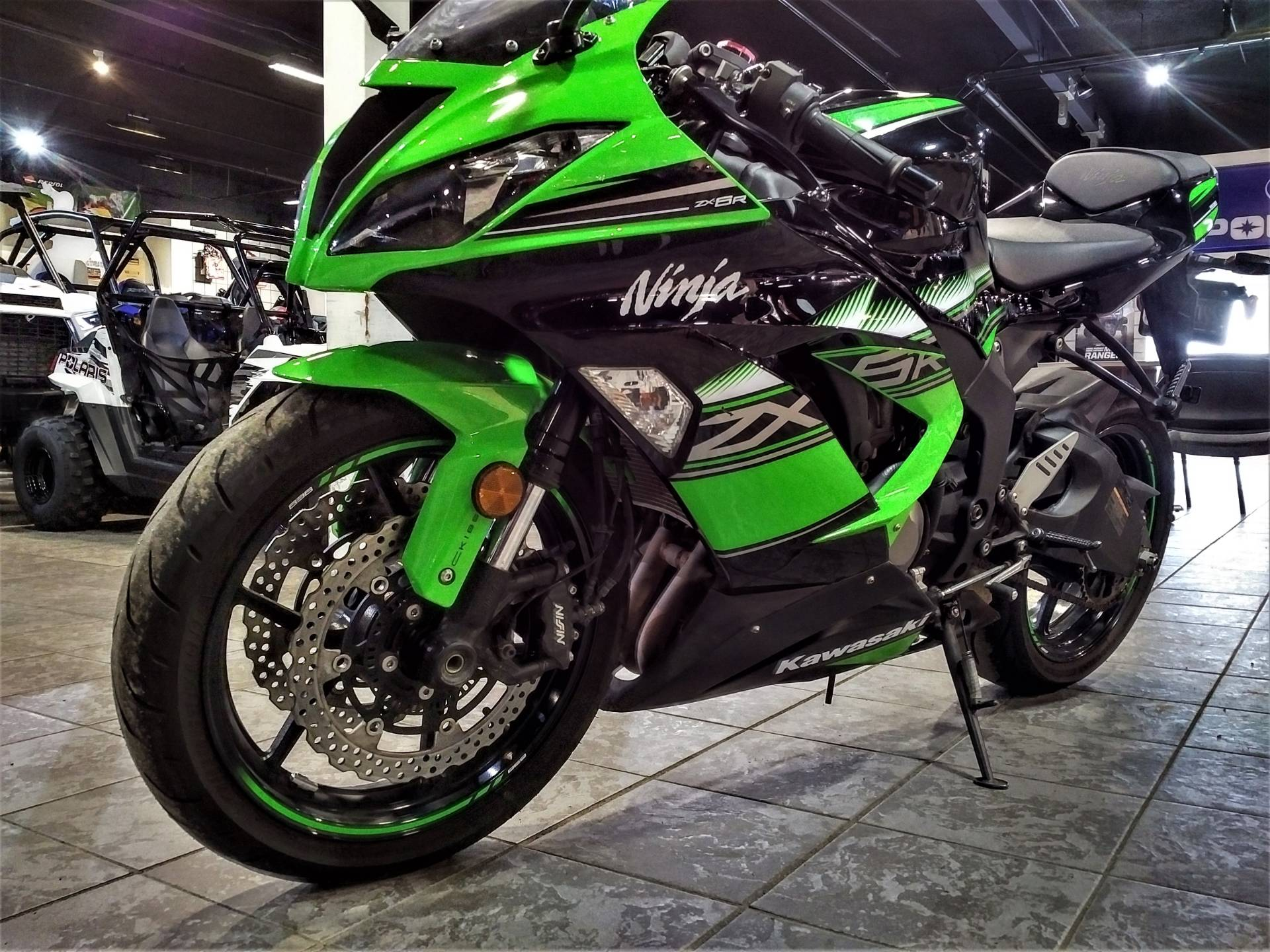 2016 Kawasaki Ninja ZX-6R ABS KRT Edition in Salinas, California - Photo 7