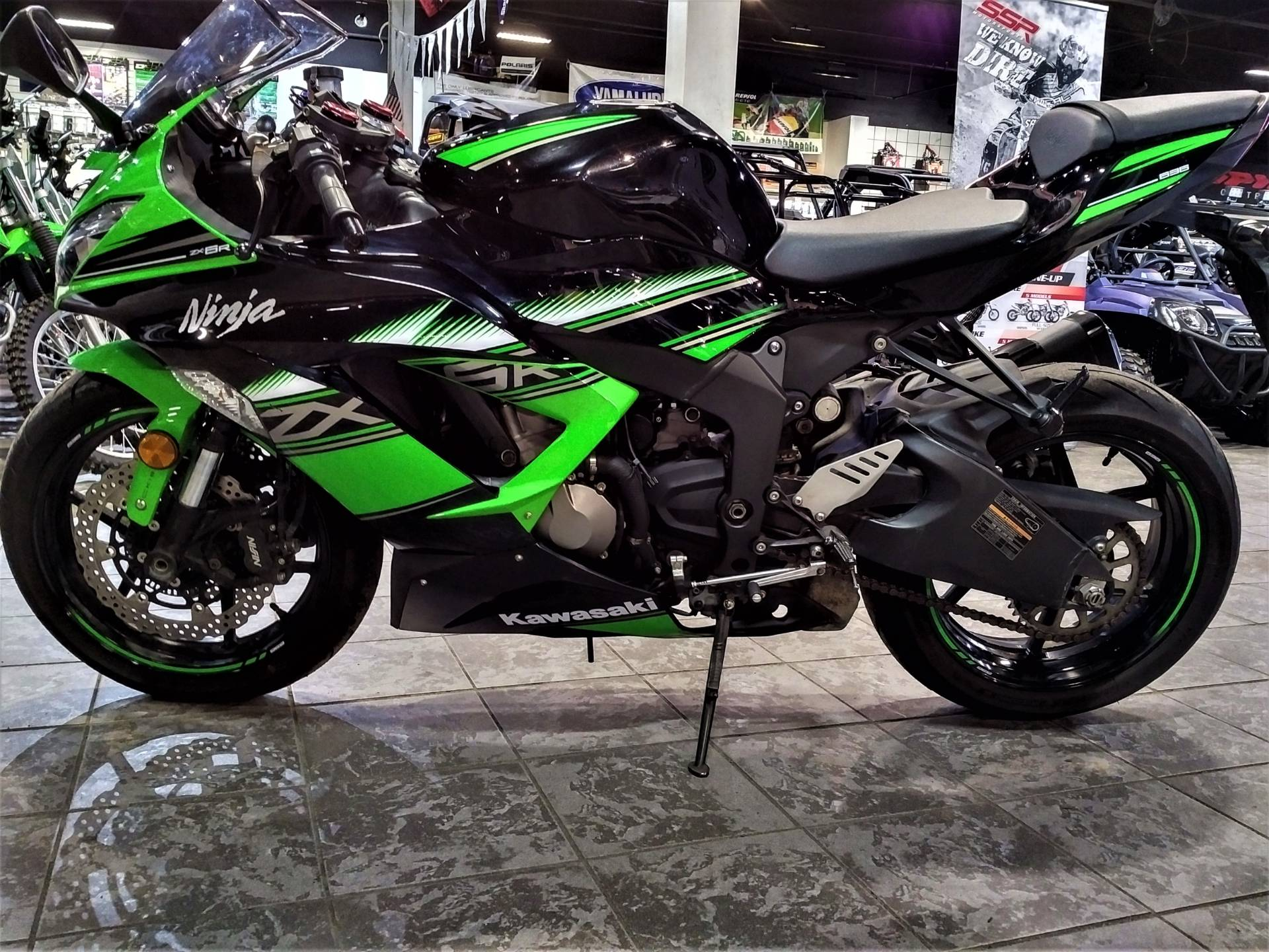 2016 Kawasaki Ninja ZX-6R ABS KRT Edition in Salinas, California - Photo 3