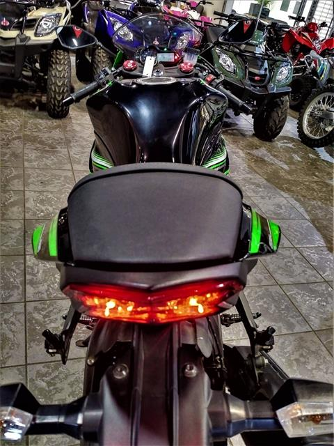 2016 Kawasaki Ninja ZX-6R ABS KRT Edition in Salinas, California - Photo 8