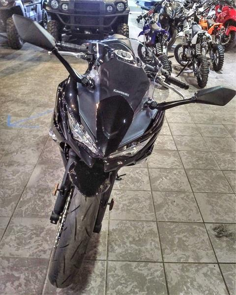2020 Kawasaki Ninja 650 ABS in Salinas, California - Photo 5