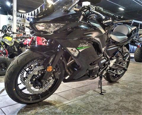 2020 Kawasaki Ninja 650 ABS in Salinas, California - Photo 6