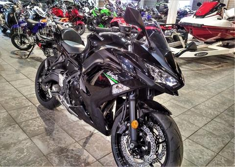 2020 Kawasaki Ninja 650 ABS in Salinas, California - Photo 10