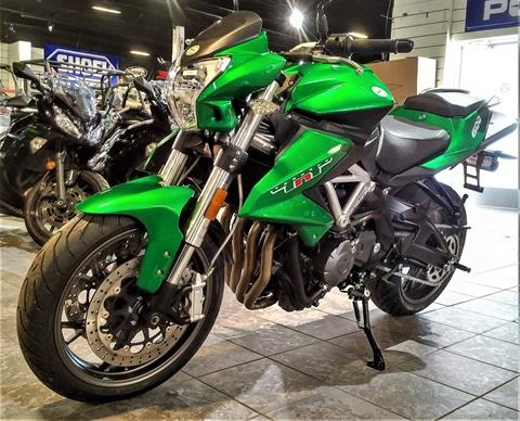 2017 Benelli TNT600 in Salinas, California - Photo 6