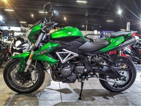 2017 Benelli TNT600 in Salinas, California - Photo 3