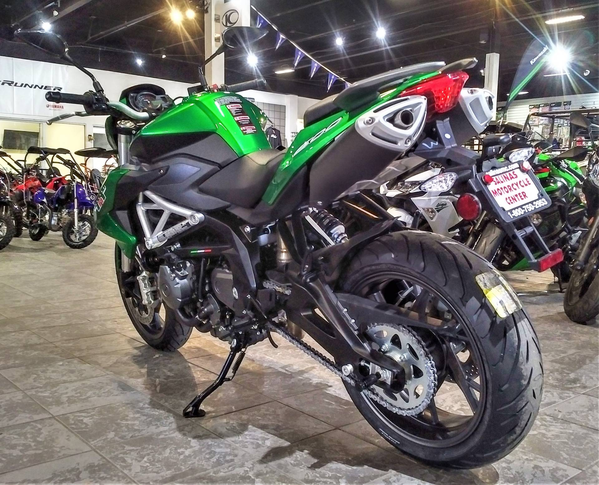 2017 Benelli TNT600 in Salinas, California - Photo 7